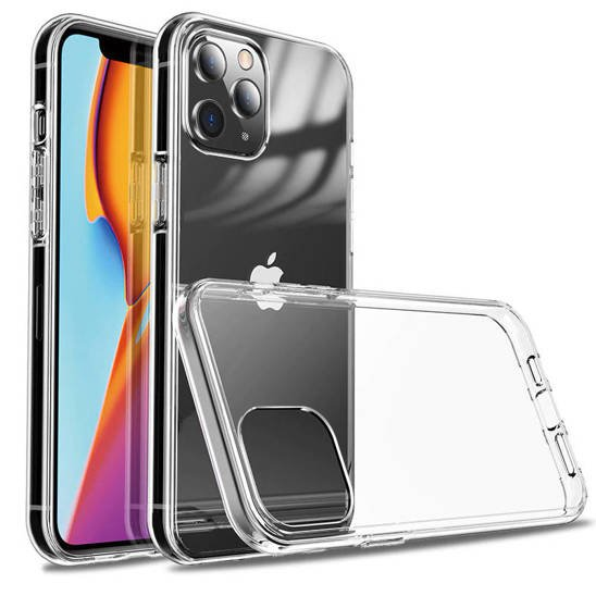 Etui IPHONE 12 PRO MAX (6,7'') Jelly Case Mercury silikonowe transparentne