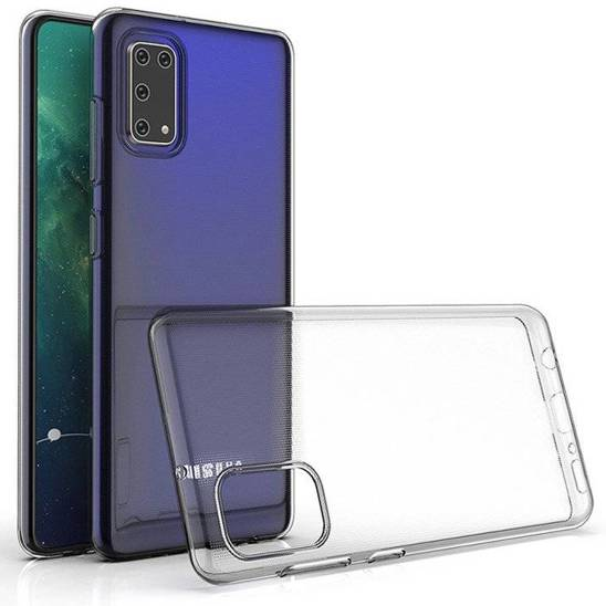 Etui SAMSUNG GALAXY A21S Slim Case Protect 2mm transparentne