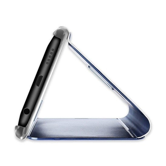 Etui SAMSUNG GALAXY NOTE 10 LITE Clear View Cover z klapką czarne