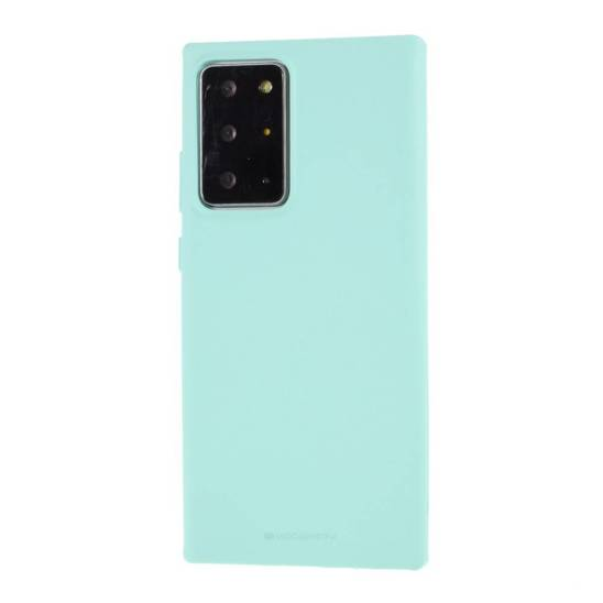 Etui SAMSUNG GALAXY NOTE 20 ULTRA Soft Jelly Case miętowe