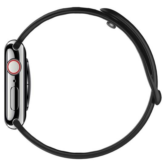 Pasek APPLE WATCH 2 / 3 / 4 / 5 / 6 / SE (38 / 40 mm) Spigen Air Fit Band czarny