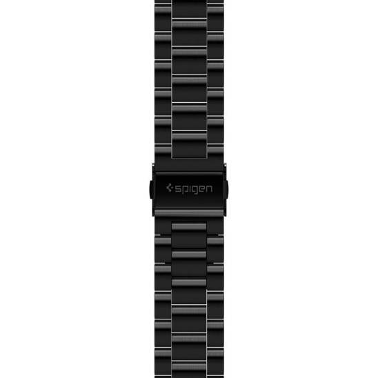 Pasek SAMSUNG GALAXY WATCH 42mm Spigen Modern Fit Band czarny