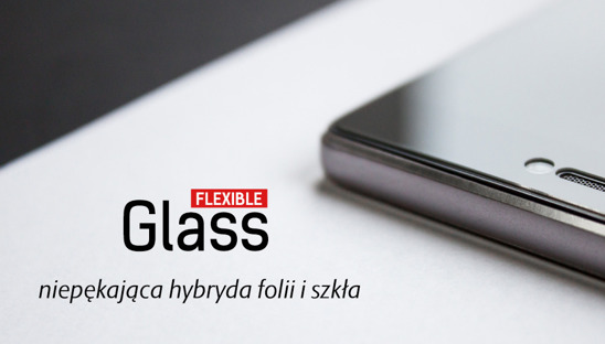 Szkło hybrydowe 3MK FLEXIBLE GLASS SAMSUNG GALAXY A40