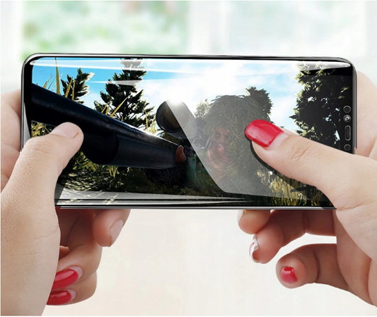 Szkło hybrydowe SAMSUNG GALAXY M21 Folia Nexeri Nano Flexible Glass